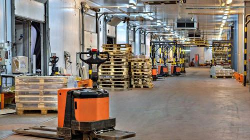 Pole emploi - offre emploi Agent de quai transport froid (H/F) - Vitrolles