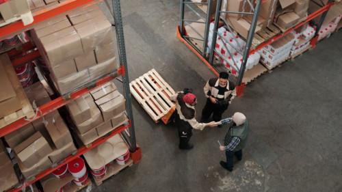 Pole emploi - offre emploi Agent de quai caces 1 (H/F) - Plan-d'Orgon