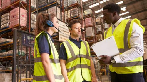 Pole emploi - offre emploi Préparateur de commandes caces 1 (H/F) - Flixecourt