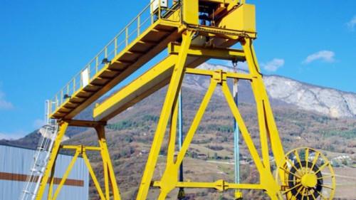 Pole emploi - offre emploi Conducteur pont roulant au sol (H/F) - Marseille