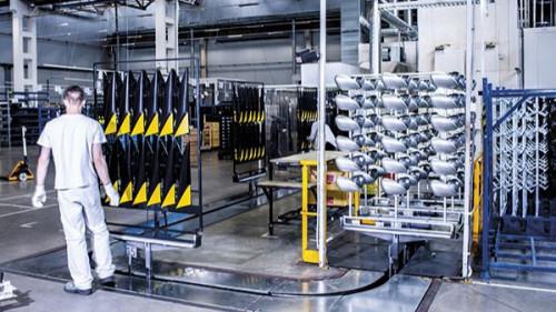 Pole emploi - offre emploi Agent de production (H/F) - Saint-Berthevin