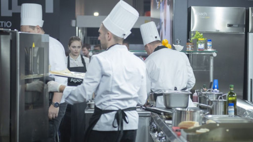 Pole emploi - offre emploi Chef de partie (H/F) - Paris