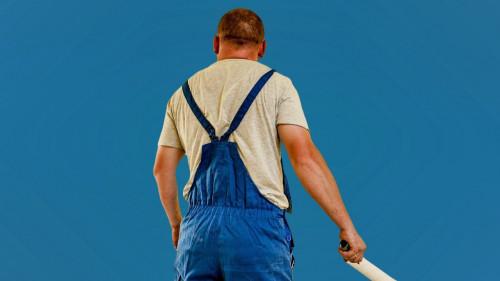 Pole emploi - offre emploi Peintre (H/F) - Segré-En-Anjou Bleu