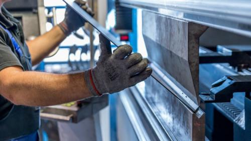 Pole emploi - offre emploi Operateur regleur sur presse plieuse (H/F) - St Aignan