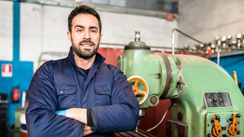 Pole emploi - offre emploi Mécanicien industriel 3x8 (H/F) - Biganos