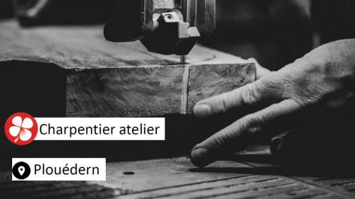 Pole emploi - offre emploi Charpentier d'atelier (H/F) - Plouédern