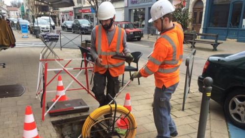 Pole emploi - offre emploi Technicien fibre optique d1 d2 (H/F) - Bourg-En-Bresse