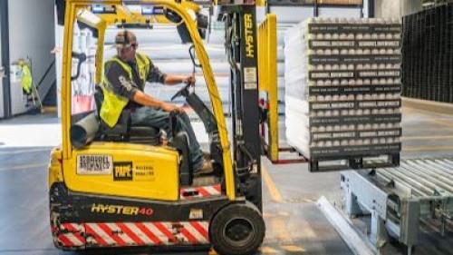 Pole emploi - offre emploi Cariste caces 1 3 5 bayeux (H/F) - Saint-Martin-Des-Entrées