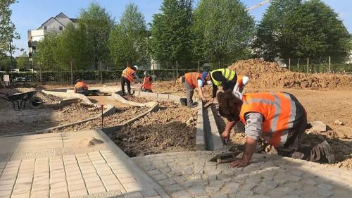 Pole emploi - offre emploi Maçon vrd (H/F) - Vitry-Le-François