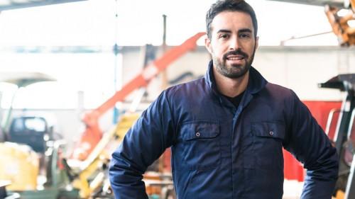 Pole emploi - offre emploi Aide mécanicien engins tp (H/F) - Bayonne