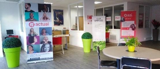 Focus sur nos agences en région : Actual Centre-Val de Loire