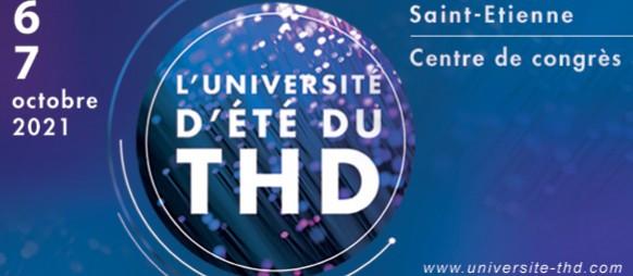 Actual participe à l'Université du THD 2021