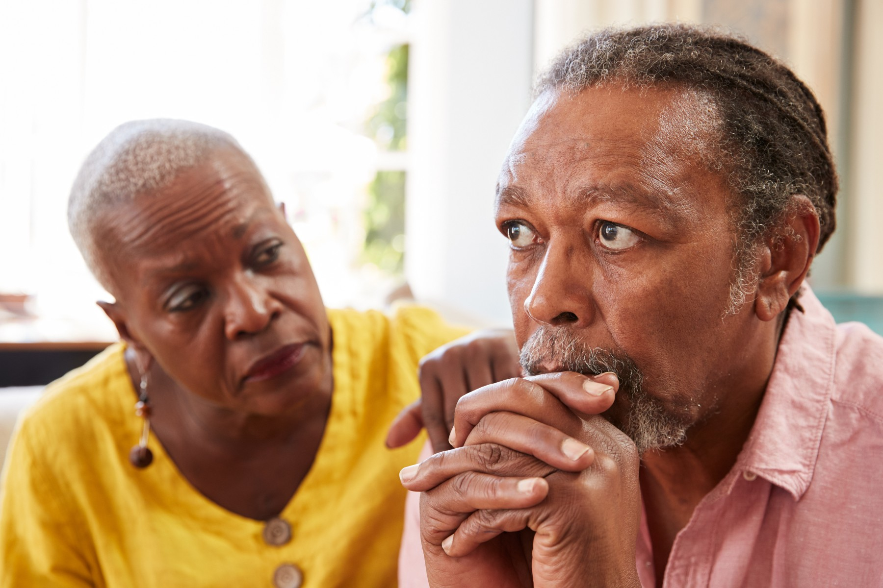 Aging Adults, Seniors, Dealing with Mental Health
