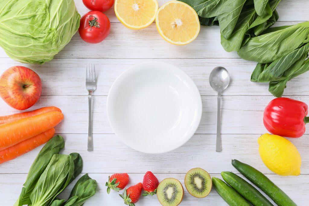 菜食 画像