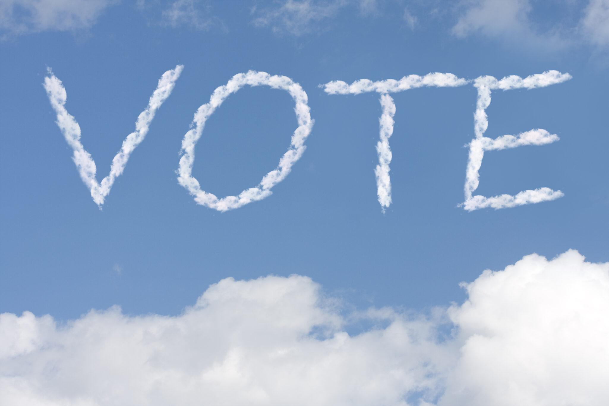 Tis the season to be VOTING!