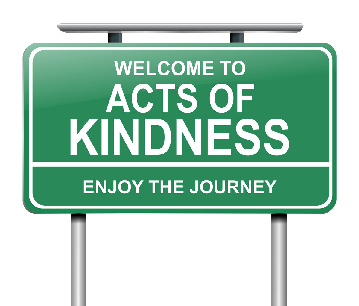 Counting on Kindness