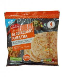 Haldiram Aloo Aachari Paratha 4 Pcs (Delhi)