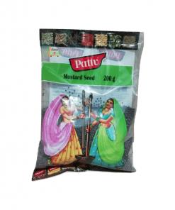 Pattu Mustard Seeds (Rai) 200 gm
