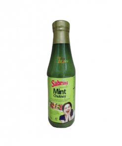 Sabrini Mint Chutney 280 gm