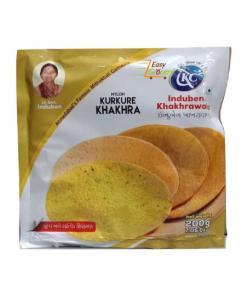 Induben Kurkure Khakhra 200 gm