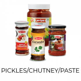 Pickles/Chutney/Paste