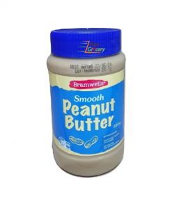 Bramwells Smooth Peanut Butter 500 gm