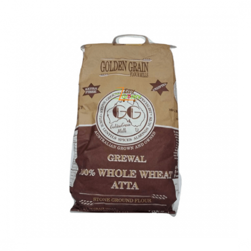 Grewal Whole Wheat Atta 10 kg