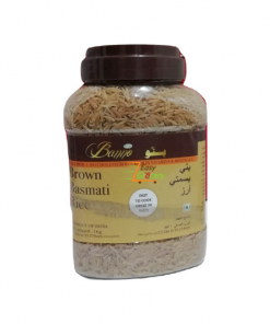 Banno Brown Fast to Cook Basmati Rice 1 Kg