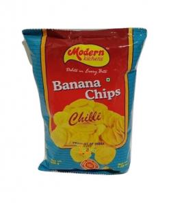 Modern Kitchen Banana Chilly Chips 200 gm
