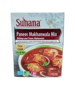 Suhana Paneer Makhanvala Mix 50 gm