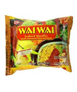 Wai Wai Chicken Pizza Noodle 75 gm