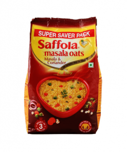 Saffola Masala and Coriander Oats 500 gm
