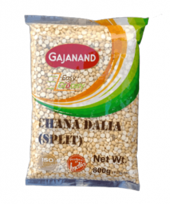 Gajanand Chana Dalia Split 800 gm