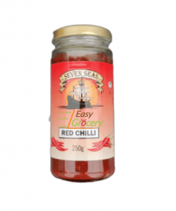 Seven Sea Red Chilli Crushed 250 gm