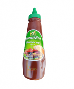 Fountain Barbecue Sauce 500 ml