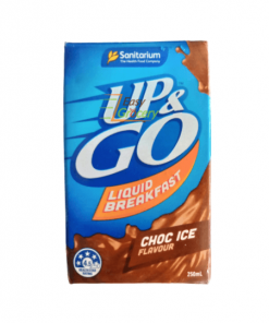 Up and Go Liquid Choc Ice