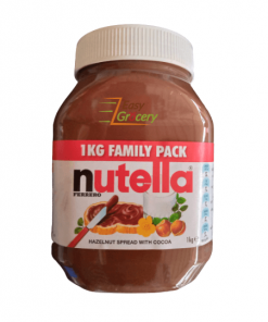 Nutella Hazelnut Spread With Cocoa 1 Kg