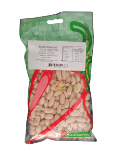 MJ Peanut Blanched 250 gm