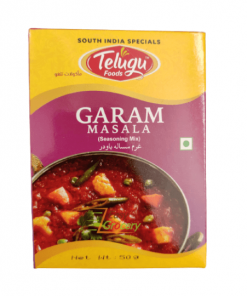 Telugu Garam Masala 50 gm