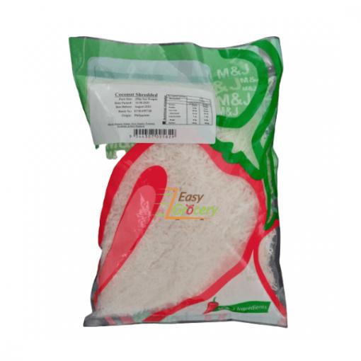MJ Coconut Shredded 250 gm