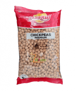 Saurbhi Chickpeas Premium 1 Kg