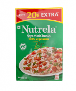 Nutrela Soya Mini Chunks 200 gm
