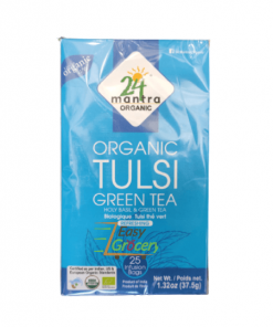 24Mantra Organic Tulsi Green Tea 37.5 gm