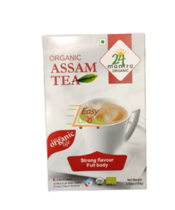 24Mantra Organic Assam Tea 50Gm (25 Bags)