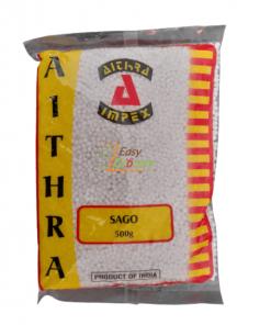 Aithra Sago 500 gm