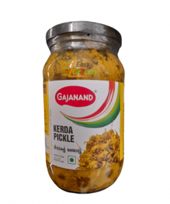 Gajanand Kerda Pickle 400 gm