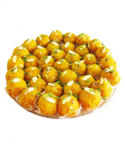 Fresh Yellow Laddu 1 Kg