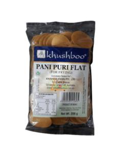 Khushboo Pani Puri Flat 200 gm
