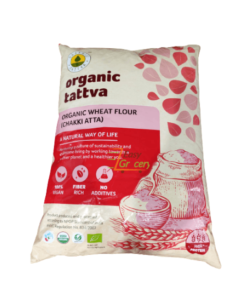 Tattva Organic Wheat Flour 10 Kg