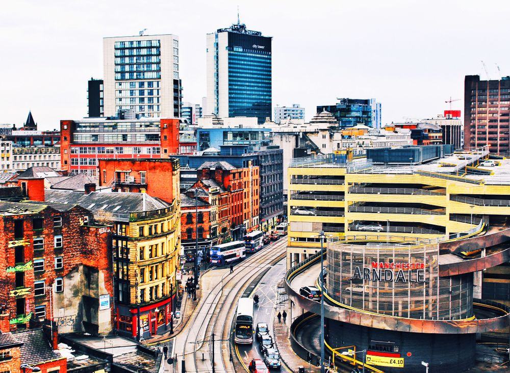 A Guide to Manchester's Northern Quarter